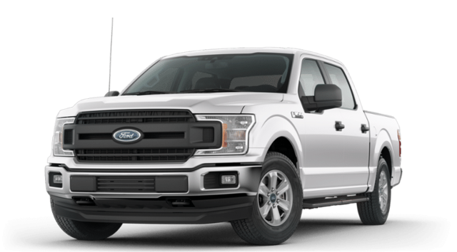 2019 Ford F-150 XL Truck SuperCrew Cab